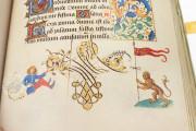 Hours of Mary of Burgundy, Vienna, Österreichische Nationalbibliothek, Codex Vindobonensis 1857 − Photo 10