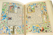 Hours of Mary of Burgundy, Vienna, Österreichische Nationalbibliothek, Codex Vindobonensis 1857 − Photo 12