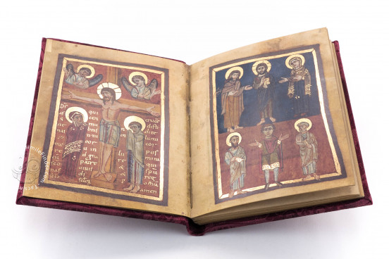 Royal Prayer Book for Otto III, Clm 30111 - Bayerische Staatsbibliothek (Munich, Germany) − photo 1