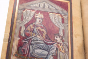 Royal Prayer Book for Otto III, Clm 30111 - Bayerische Staatsbibliothek (Munich, Germany) − photo 8