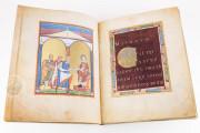 Reichenau Evangelistary, Berlin, Staatsbibliothek Preussischer Kulturbesitz, Codex 78 A 2 − Photo 4
