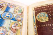 Reichenau Evangelistary, Berlin, Staatsbibliothek Preussischer Kulturbesitz, Codex 78 A 2 − Photo 5