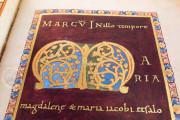 Reichenau Evangelistary, Berlin, Staatsbibliothek Preussischer Kulturbesitz, Codex 78 A 2 − Photo 10
