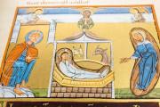Reichenau Evangelistary, Berlin, Staatsbibliothek Preussischer Kulturbesitz, Codex 78 A 2 − Photo 11