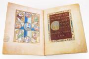 Reichenau Evangelistary, Berlin, Staatsbibliothek Preussischer Kulturbesitz, Codex 78 A 2 − Photo 14