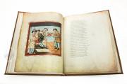Hrabanus Maurus - Liber de laudibus sanctae Crucis, Codex Vindobonensis 652 - Österreichische Nationalbibliothek (Vienna, Austria) − photo 4