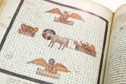 Hrabanus Maurus - Liber de laudibus sanctae Crucis, Codex Vindobonensis 652 - Österreichische Nationalbibliothek (Vienna, Austria) − photo 5
