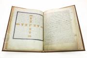 Hrabanus Maurus - Liber de laudibus sanctae Crucis, Codex Vindobonensis 652 - Österreichische Nationalbibliothek (Vienna, Austria) − photo 6