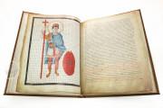 Hrabanus Maurus - Liber de laudibus sanctae Crucis, Codex Vindobonensis 652 - Österreichische Nationalbibliothek (Vienna, Austria) − photo 8