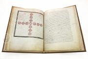 Hrabanus Maurus - Liber de laudibus sanctae Crucis, Codex Vindobonensis 652 - Österreichische Nationalbibliothek (Vienna, Austria) − photo 12