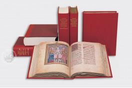Missale Hervoiae Ducis Spalatensis croatico-glagoliticum Facsimile Edition