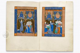 Psalter of Louis the Saint Facsimile Edition