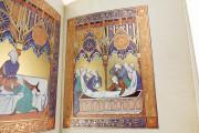 Psalter of Louis the Saint, Paris, Bibliothèque Nationale de France, Ms. lat. 10525 − Photo 3
