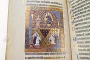 Psalter of Louis the Saint, Paris, Bibliothèque Nationale de France, Ms. lat. 10525 − Photo 4