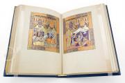 Psalter of Louis the Saint, Paris, Bibliothèque Nationale de France, Ms. lat. 10525 − Photo 5