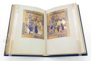 Psalter of Louis the Saint, Paris, Bibliothèque Nationale de France, Ms. lat. 10525 − Photo 6