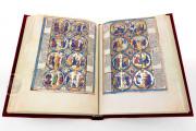 Bible Moralisée, Vienna, Österreichische Nationalbibliothek, Codex Vindobonensis 2554 − Photo 3