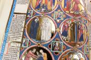 Bible Moralisée, Vienna, Österreichische Nationalbibliothek, Codex Vindobonensis 2554 − Photo 8