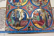 Bible Moralisée, Vienna, Österreichische Nationalbibliothek, Codex Vindobonensis 2554 − Photo 10