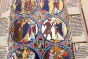 Bible Moralisée, Vienna, Österreichische Nationalbibliothek, Codex Vindobonensis 2554 − Photo 12