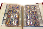 Bible Moralisée, Vienna, Österreichische Nationalbibliothek, Codex Vindobonensis 2554 − Photo 14