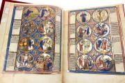 Bible Moralisée, Vienna, Österreichische Nationalbibliothek, Codex Vindobonensis 2554 − Photo 16