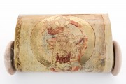 Exultet Roll, Vatican City, Biblioteca Apostolica Vaticana, Codex Vaticanus lat. 9820 − Photo 8