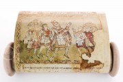 Exultet Roll, Vatican City, Biblioteca Apostolica Vaticana, Codex Vaticanus lat. 9820 − Photo 9