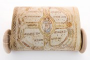 Exultet Roll, Vatican City, Biblioteca Apostolica Vaticana, Codex Vaticanus lat. 9820 − Photo 11