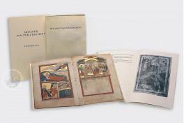 Mosa Psalter fragment Facsimile Edition