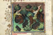 Gaston Phoebus - Le livre de la chasse, Paris, Bibliothèque Nationale de France, Ms. fr. 616 − Photo 6