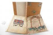 Worms Mahzor, MS 4° 781/1 - Jewish National and University Library (Jerusalem, Israel) − photo 7