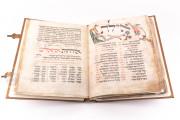 Worms Mahzor, MS 4° 781/1 - Jewish National and University Library (Jerusalem, Israel) − photo 8