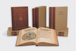 Mining book of Schwaz Facsimile Edition