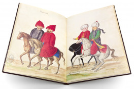 Costume Book of Lambert de Vos Facsimile Edition