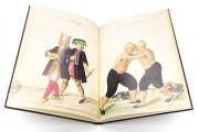 Das Kostümbuch des Lambert de Vos, Ms. or. 9 - Bremen Staats und Universitatsbibliothek (Germany) − photo 3