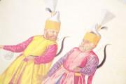 Das Kostümbuch des Lambert de Vos, Ms. or. 9 - Bremen Staats und Universitatsbibliothek (Germany) − photo 6