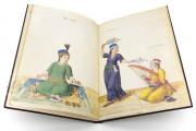 Das Kostümbuch des Lambert de Vos, Ms. or. 9 - Bremen Staats und Universitatsbibliothek (Germany) − photo 9