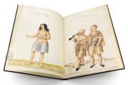 Das Kostümbuch des Lambert de Vos, Ms. or. 9 - Bremen Staats und Universitatsbibliothek (Germany) − photo 16