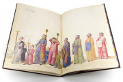 Das Kostümbuch des Lambert de Vos, Ms. or. 9 - Bremen Staats und Universitatsbibliothek (Germany) − photo 18