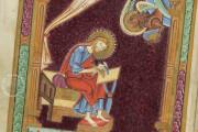 Golden Book of Pfäfers, St. Gallen, Stiftsarchiv St. Gallen, Codex Fabariensis 2 − Photo 3