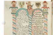 Golden Book of Pfäfers, St. Gallen, Stiftsarchiv St. Gallen, Codex Fabariensis 2 − Photo 6