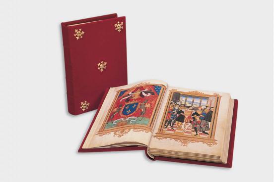 Rose Novel for King François I − Photo 1