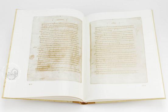 Sacramentarium Leonianum, Codex Veronensis LXXXV, olim 80 - Biblioteca Capitolare di Verona (Italy) − photo 1