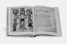 Otfrid von Weissenburg: Gospel harmony Facsimile Edition