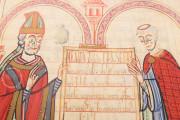 Guta-Sintram Codex, Ms. 37 - Bibliothèque du Grand Séminaire (Strasbourg, France) − photo 11