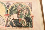 Guta-Sintram Codex, Ms. 37 - Bibliothèque du Grand Séminaire (Strasbourg, France) − photo 15