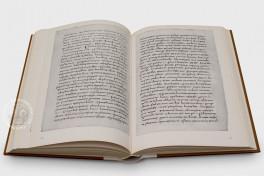 Compendium Diez. B. Sant. 66 (Grammatici latini et catalogus librorum) Facsimile Edition
