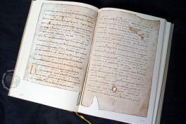 Codex Albensis Facsimile Edition