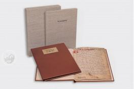 Einhard: Vita Caroli Magni Facsimile Edition